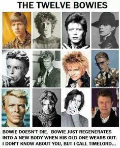 Two of my favorite things - David Bowie and Doctor Who Music Love, Music Is Life, Doctor Who, Rock N Roll, Bowie Labyrinth, David Bowie Born, The Thin White Duke, Major Tom, Sound & Vision