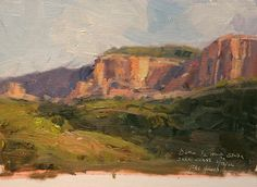 John Hughes, Kolob Canyon