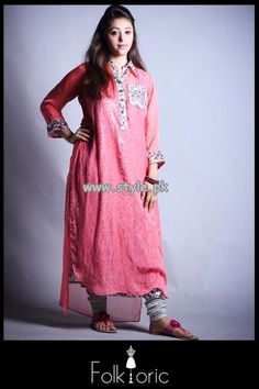 Folkloric Summer Party Wear Collection 2013