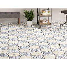 Stratford Meadow Matte Porcelain Tile - 8 x 8 - 100884535   Floor and Decor Tudor Kitchen, Polished Porcelain Tiles, Back To Home, Tile Saw, White Polish, Commercial Flooring, Shower Floor, Floor Decor, Wall Tiles