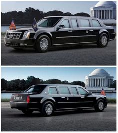 """New """"Presidential Cadillac One"""" New 2017 Car Pictures, New 2017 Car Photos The latest picture gallery of new 2017 cars Car Photos, Car Pictures, Cadillac, Luxury Travel, Luxury Cars, Rolls Royce Limousine, Us Government, Futuristic Cars, Auto Service"""