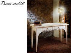 Итальянский письменный стол Leonardo купить в Москве в Prima mobili