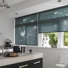 Disponible en @latorredecora y http://latorredecoracion.com/ Get inspired by Luxflex window decoration. Estores Enrollables - Tipo 20