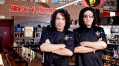 KISS' PAUL STANLEY AND GENE SIMMONS HOST ROCK & BREWS GRAND OPENING IN JANUARY