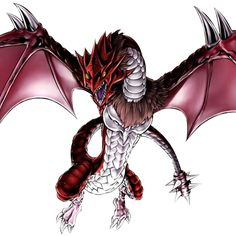 rabid dragon | Yu-Gi-Oh! Cards without Backgrounds: Dragon