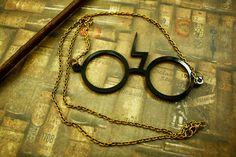 Harry Potter Scar Glasses