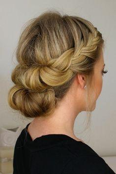 idées coiffure femme facile tendance pour tous les jours 47 via http://ift.tt/2axo7TJ