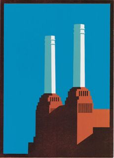 paul Catherall Battersea Power Station