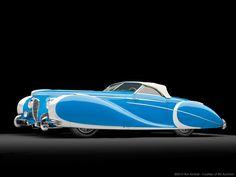 Saoutchik Delahaye 175S Roadster 1949 | Photographer: Ron Kimball - http://www.kimballstudios.com
