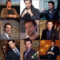Wishing you all a fabulous funtastic NEW YEAR with lots of Richarding - so happy to be one of his well-wishers! <3       #richard armitage #armitage army