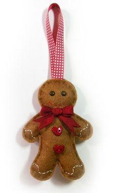 sweet gingerbread boy