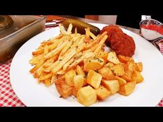Sült krumpli ami mindig isteni finom @Szoky konyhája - YouTube