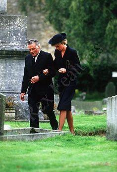 Princess Diana, September 3, 1986