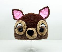 Bambi hat- Love it!