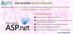 #EITS Hire An Expert ASP.NET Developer http://goo.gl/JrFq1W