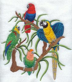 Machine Embroidery Designs at Embroidery Library! - Color Change - H1533