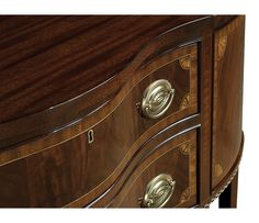 Details of the Morgan Sideboard