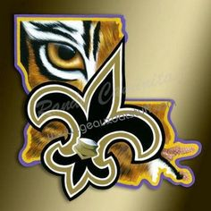 LSU & New Orleans Saints