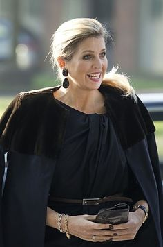 Queen Máxima of the Netherlands | 15 Insanely Fashionable Royals Who Aren't Kate Middleton - Queen Maxima of the Netherlands