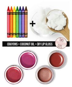 DIY Lip gloss!