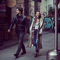 Galata Sokaklarında Aşk Kokusu