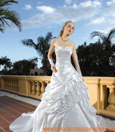 Miss Kelly MK11132  Vestido de Novia  The Sposa Group
