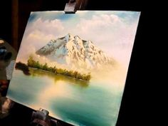 How to Oil Paint on a Canvas Board