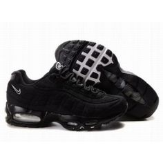 http://www.nkmaxshoes.co.uk/ M1pp4 Nike UK - Air Max 95 Essential Mens Black White