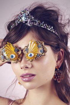 monsieur-j:    Merle Bergers by Olivia Da Costa (I Always Dreamed Of Being A Princess - Please! 12 Spring 2012)