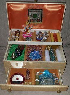 Lakshmi tap into prosperity