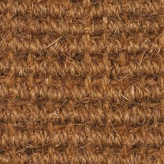 Coir carpet is both durable and good value. It is available in a spectrum of golden shades from natural to bleached.by Alternative Flooring Hard Wearing Carpet, Alternative Flooring, Natural Flooring, Quality Carpets, Natural Carpet, Coir, Cottage Living, Rugs Online, Wood Species