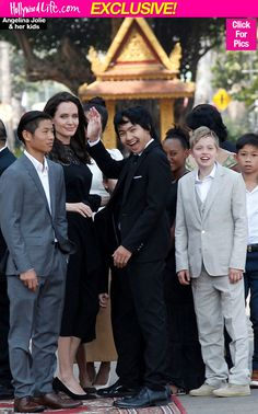 Angelina Jolie Ready To Adopt More Kids Once Divorce From Brad Pitt Is Behind Her