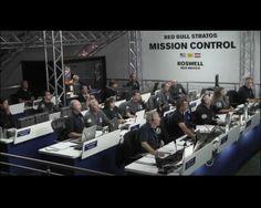 Mission Control @redbullstratos #felibaumgartner