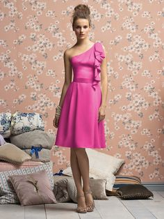 Lela Rose Bridesmaids Style LR140XX - The Dessy Group