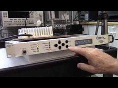 Testing NJT5307 KU-Band BUC
