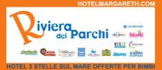 Riviera dei Parchi è il brand con cui Apt Servizi Emilia Romagna promuoverà in Italia e all'estero l'offerta di divertimento dei parchi della Riviera Romagnola.