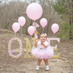 Pink Birthday Tutu - Baby Girl Birthday Outfit - Bday Girl Outfit - Light Pink and Gold Bday Tutu - Birthday Outfit - Girl Bday 1st Birthday Outfit Girl, 1st Birthday Photoshoot, Pink Birthday, Birthday Cake Girls, Birthday Ideas, Bday Girl, Tutu Rose, Pink Tutu, Pink Und Gold