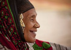 Oman - I bet she could tell many many stories...