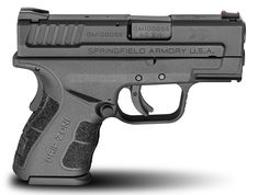 "XD MOD.2® - 3"" Sub-Compact Model .40SW » Springfield Armory"