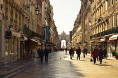 Rua Augusta Lisbon by The Globetrotting photographer
