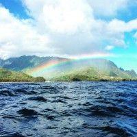 Nā Pali rannikkoa veneellä, Hawaii Kauai rakkautta | Parhaita palapelinpaloja jaettavaksi | Bloglovin'