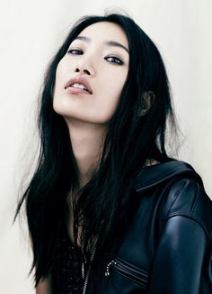 Gigi Jeon wears Yohji Yamamoto