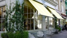 Granger & Co - one of the best brunching  spots in London. On Westbourne Grove in Notting Hill