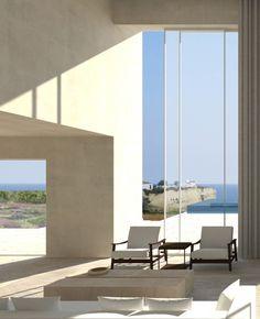 Algarve house by Dieter Vander Velpen