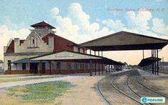 North Carolina   Vintage Postcard