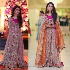 Rana Noman Haq outfit Walima Dress, Pakistani Wedding Dresses, Latest Pakistani Fashion, Indian Fashion, Formal Wear, Formal Dresses, Wedding Attire, Wedding Hijab, Party Kleidung