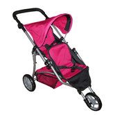 Found it at Wayfair - My First Doll Twin Jogging Stroller