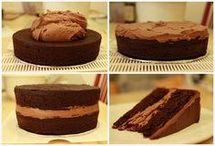 Dessert Salads, Dessert Recipes, Desserts, Cream Patisserie, Icing Frosting, Sauces, Mud Cake, Cake Fillings, Pain