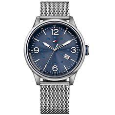 Relógio Tommy Hilfiger Masculino Aço - 1791106