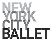 New York City Ballet by Pentagram - Paula Scher Paula Scher, Ted Talks, Graphic Design Typography, Logo Design, Typography Poster, Logo Studio, Dance Logo, Ballet Companies, City Ballet